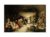 Snapp Apple Night Giclee Print by Daniel Maclise