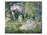 The Picnic, 1903 Giclee Print by Henri Lebasque