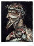 The Admiral Impression giclée par Giuseppe Arcimboldo