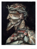 The Admiral Giclee Print by Giuseppe Arcimboldo