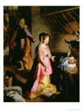 The Adoration of the Child, 1597 Giclee Print by Federico Fiori Barocci or Baroccio