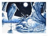 Gulliver Guinea-Pig Giclée-tryk af Gordon Hutchings