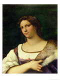 Portrait of a Woman, 1512 Giclee Print by Sebastiano del Piombo