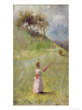 The Fatal Colour Giclee Print by Charles Edward Conder