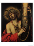 Christ, Man of Sorrows, 1641 Giclee Print by Antonio Pereda y Salgado