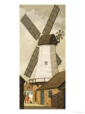 Windmill Giclee Print by Ronald Lampitt