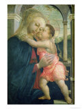 Madonna of the Loggia, 1467-70 Giclee Print by Sandro Botticelli