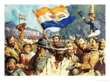 Birth of the Union of South Africa Giclee Print by James Edwin Mcconnell