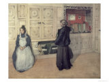 Mother and Child, 1903 Giclee Print by Carl Larsson