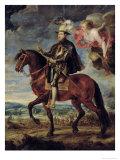 Philip II Giclee Print by Peter Paul Rubens