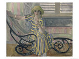The Cigarette Giclee Print by Henri Lebasque
