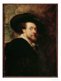 Self Portrait, 1623-25 Giclee Print by Peter Paul Rubens