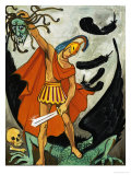 Perseus and the Medusa Giclee Print