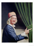Self Portrait Smiling, c.1770-73 Giclee Print by Jean-Etienne Liotard