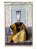 Mahmud I Giclee Print by John Young