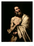 St. Bartholomew Giclee Print by Jusepe de Ribera