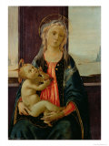 Madonna of the Sea Giclee Print by Sandro Botticelli