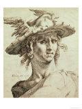 Mercury Giclee Print by Hendrik Goltzius