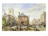 Ludlow Giclee Print by Louise J. Rayner