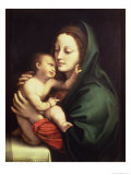 Madonna and Child, c.1510 Giclee Print by Bernardino Luini