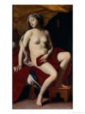 Cleopatra, c.1640 Giclee Print by Massimo Stanzione