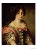 Portrait of a Young Lady Giclée-Druck von Jacob Ferdinand Voet