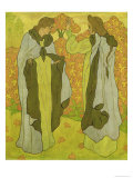 The Two Graces, 1895 Giclée-Druck von Paul Ranson
