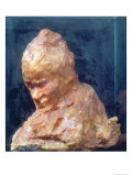 The Caretaker by Medardo Rosso Giclee Print by Medardo Rosso
