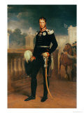 Frederick William III, King of Prussia Giclee Print by W. Herbig
