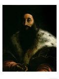 Portrait of Baccio Valori Giclee Print by Sebastiano del Piombo