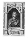 Henry III Reproduction procédé giclée par George Vertue