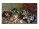 Game For Dinner Giclee Print by Horatio Henry Couldery