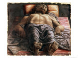The Dead Christ Giclee Print by Andrea Mantegna