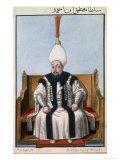 Mustapha III Giclee Print by John Young