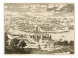 The City of Mexico, 1723 Reproduction proc&#233;d&#233; gicl&#233;e par J. 