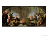 Tamar Led to the Stake, 1566-67 Giclee Print by Jacopo Bassano