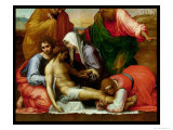 Deposition Giclee Print by Fra Bartolommeo