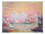 Istanbul, 1907 Giclee Print by Paul Signac
