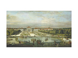 Schloss Nymphenburg, 1761 Giclee Print by Bernardo Bellotto