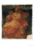 Allegorical Figure of a Virtue Giclee Print by Nicol&#242; dell&#39; Abate