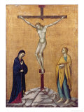 Crucifixion Giclee Print by Ambrogio Lorenzetti