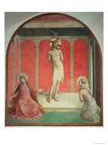 The Flagellation, 1442 Giclee Print by Fra Angelico