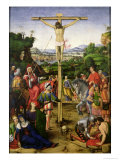 The Crucifixion, 1503 Giclee Print by Andrea Solario