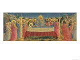 The Death of the Virgin, c.1435 Giclee Print by  Fra Angelico