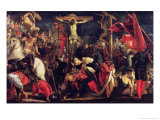 The Crucifixion Giclee Print by Jacopo Robusti Tintoretto