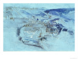 Fribourg Giclee Print by John Ruskin