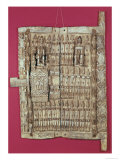 Carved Door For a Granary, Dogon Population, from Mali Giclee Print by  African