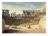 The Colosseum, Rome Giclee Print by William Leighton Leitch