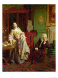 The Rejected Poet Giclee Print by William Powell Frith
