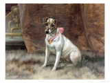 The Pink Bow, 1898 Giclee Print by Maud Earl